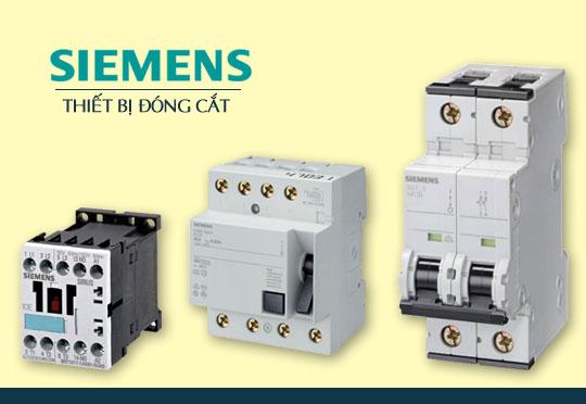 Thiết bị đóng cắt Siemens